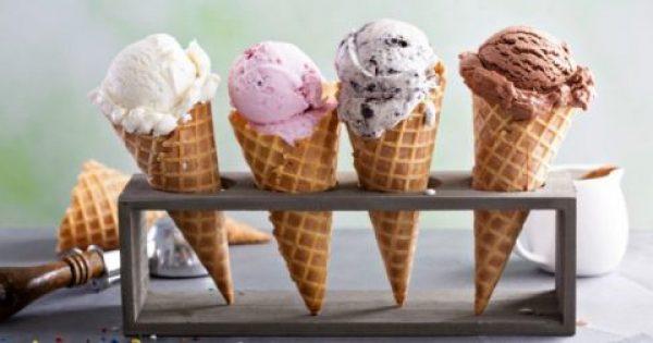 Με τι πρέπει να συνδυάζεις το παγωτό σου αν θες να χάσεις βάρος -Το έξυπνο tip διατροφολόγου