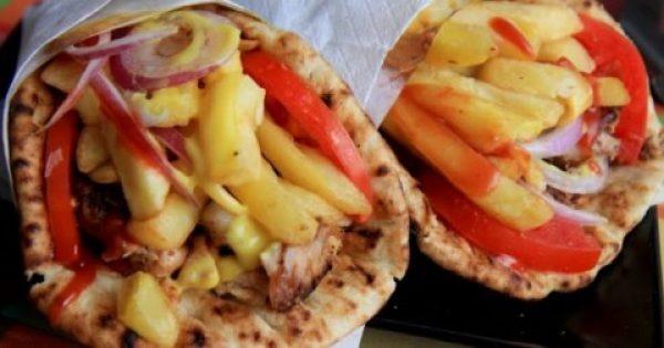 ΓΙΑ ΝΑ ΜΗΝ ΠΑΧΑΙΝΕΤΕ! Τι φρούτο να τρώτε μετά τις πίτσες και τα σουβλάκια