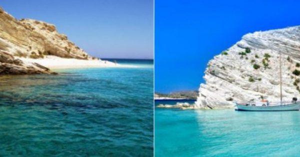 Ένας κρυφός παράδεισος μόλις 1 ώρα από την Αθήνα που είναι άγνωστος σε όλους