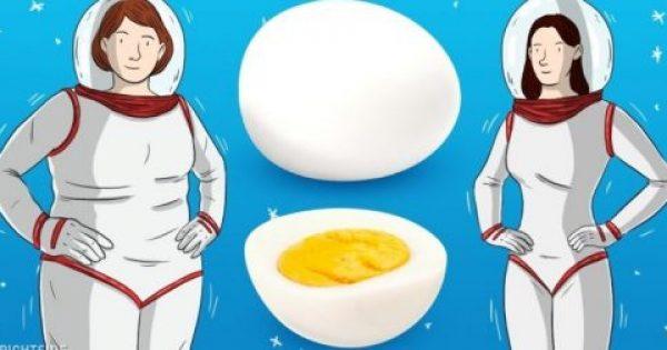 H δίαιτα του Αστροναύτη διαρκεί 13 μέρες και θα σας βοηθήσει να χάσετε βάρος και να απαλλαγείτε από τα στομαχικά προβλήματα