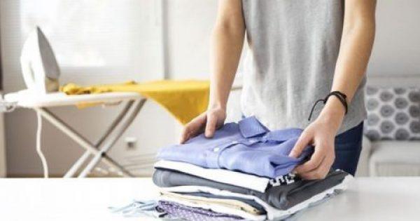 Το κόλπο για να έχεις σιδερωμένα ρούχα χωρίς να σιδερώσεις!