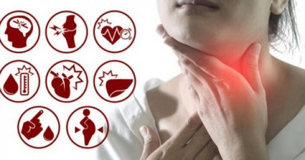 Πώς να αντιστρέψετε 14 τρομακτικά συμπτώματα που προκαλούνται από την δυσλειτουργία του θυρεοειδή