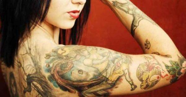 ΒΙΝΤΕΟ – Μετανιώσατε για κάποιο τατουάζ; Δείτε πώς γίνεται αφαίρεση