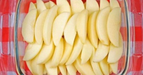 Καταπληκτική Συνταγή για την Πιο εύκολη και νόστιμη Μηλόπιτα που Φάγατε ποτέ. Έτοιμη σε μόλις 10 Λεπτά