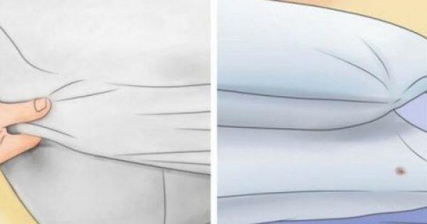 Πώς να λευκάνετε το στρώμα και το μαξιλάρι σας