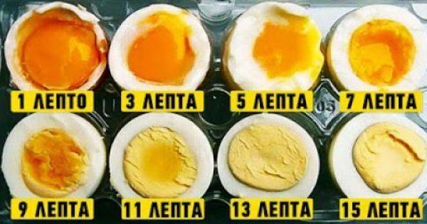 10 πράγματα που συμβαίνουν στον οργανισμό μας όταν τρώμε αυγά που πρέπει να τα γνωρίζετε …