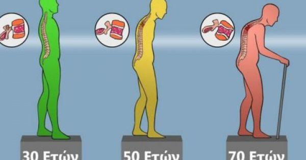 Σημαντικό για την Υγεία μας: 10 Πράγματα που Πρέπει να Κάνουμε για να Έχουμε Γερά Κόκαλα