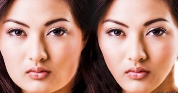 8 Κόλπα Ομορφιάς για να Τονώσετε το Πρόσωπό σας και να Εμφανίσετε τις Γωνίες του.