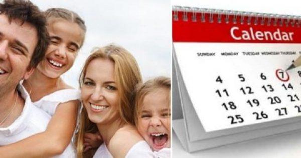 Εκπληκτικό: Η ημερομηνία γέννησης σχετίζεται και με το πόσα χρόνια θα ζήσουμε