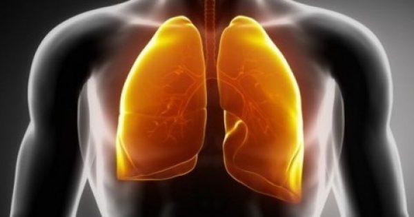 Αυτός είναι ο καλύτερος φυσικός τρόπος για να καθαρίσετε τους πνεύμονές σας απο νικοτίνη και πίσσα