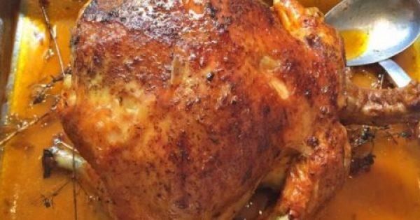 Πέντε μυστικά για το ψητό κοτόπουλο