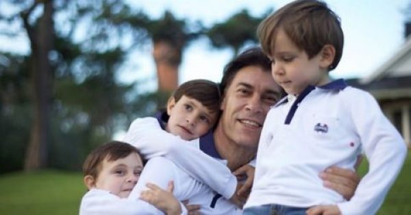 «Μεγαλώνω μόνος μου τρία παιδιά!»