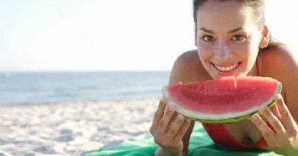 Δίαιτα πέντε ημερών με καρπούζι για καλλίγραμμο σώμα