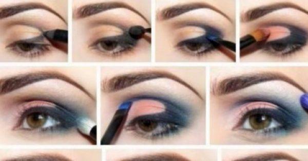 10 καλοκαιρινά μακιγιάζ βήμα βήμα