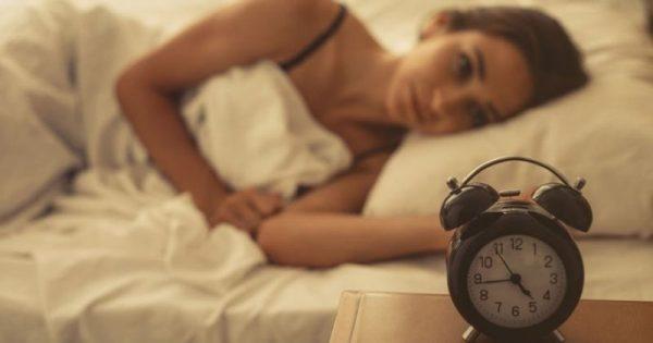 Αϋπνία: Για ποια διατροφική έλλειψη προειδοποιεί!!!