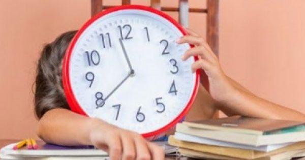Δείτε αν σας λείπει ύπνος σε 1 μόλις λεπτό! [video]