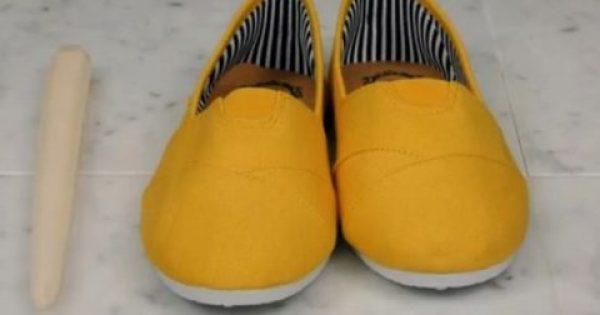 Δείτε πως θα κάνετε αδιάβροχα τα παπούτσια σας με δύο πολύ απλά βήματα. (Βίντεο)