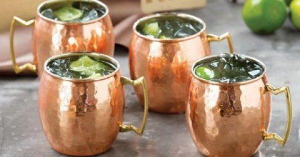 8 Λόγοι Για Να Πίνετε Νερό Σε Ποτήρι Από Χαλκό – Απίστευτες Αλλαγές Στο Σώμα Σας!