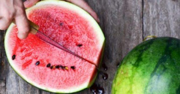 Τέσσερις καλοί λόγοι για να τρώμε καρπούζι