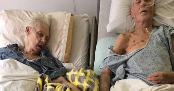 Συγκλονιστικό: Ζευγάρι «Έφυγε» Ταυτόχρονα, Μετά Από 62 Χρόνια, Κρατώντας Ο Ένας Το Χέρι Του Άλλου! -ΦΩΤΟ