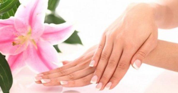Λύσεις SOS για τα σκασμένα χέρια