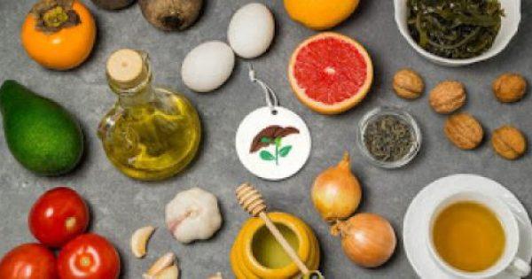 Οι 6 καλύτερες τροφές για το συκώτι