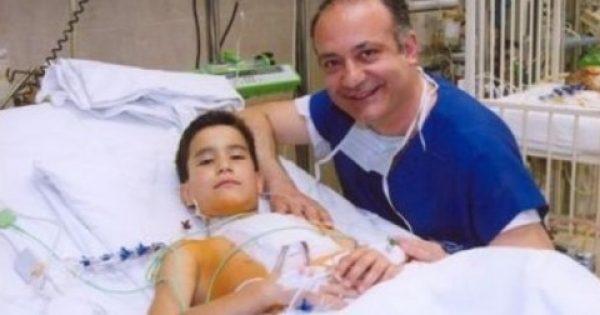ΚΑΙ ΤΩΡΑ ΣΕΒΑΣΜΟΣ…Αυξέντιος Καλαγκός, έχει χειρουργήσει ΔΩΡΕΑΝ 14.000 παιδιά…Ο γιατρός των φτωχών παιδιών