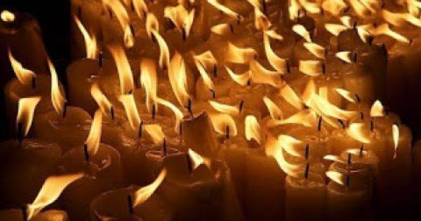 Το ήξερες; Γιατί ανάβουμε κεριά σε όσους έχουν πεθάνει;