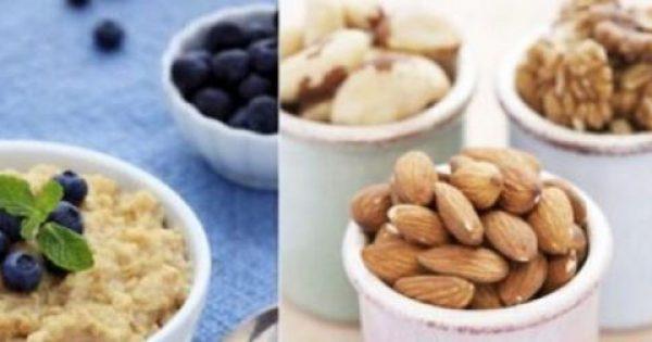 Συνοδέψτε το γεύμα σας με αυτές τις τροφές και χάστε βάρος πιο γρήγορα!
