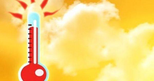 Οδηγίες για πρόληψη της θερμοπληξίας!!!