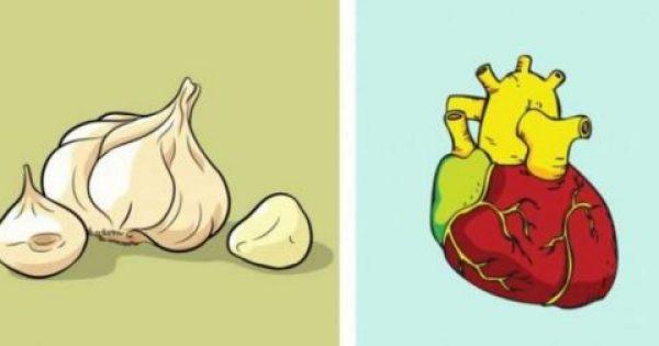Το Σκόρδο Δεν Είναι Μόνο Γεύση. Δείτε 7 Τρόπους Που Μπορεί Να Βελτιώσει Την Υγεία Σας!