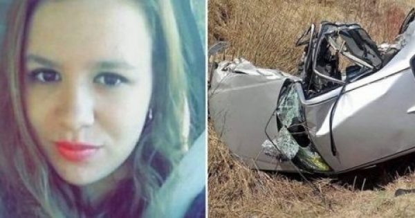 19χρονη πεθαίνει σε τρακάρισμα: 24 ώρες μετά, η μητέρα της βρίσκει το κινητό της στα συντρίμμια και…
