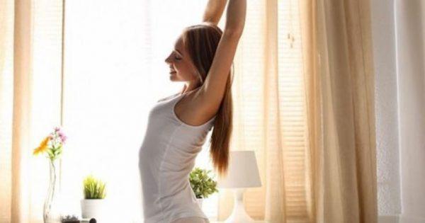 10 tricks για να ξυπνάς ανανεωμένη κάθε πρωί!!!