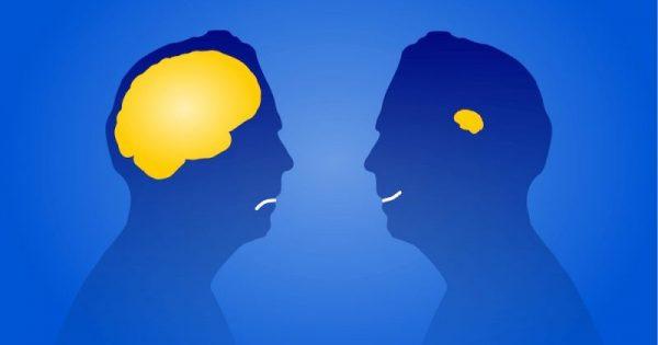 Το Φαινόμενο Ντάνινγκ-Κρούγκερ ή γιατί οι χαζοί άνθρωποι νομίζουν ότι είναι έξυπνοι!!!