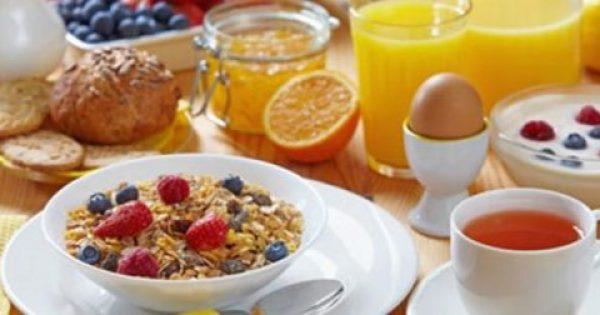 Είναι επικίνδυνο να μη τρώτε πρωινό σύμφωνα με έρευνα!