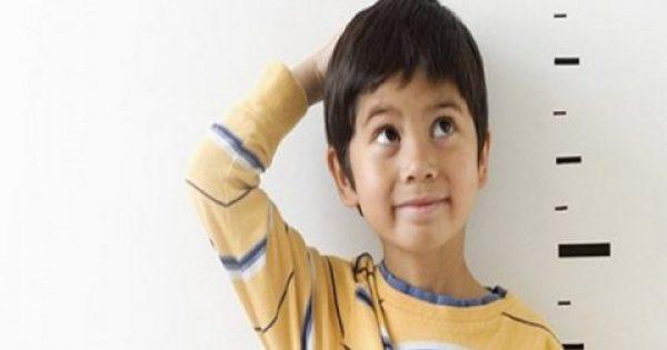 Οι παράγοντες που επηρεάζουν το ύψος του παιδιού