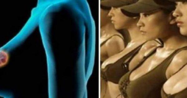 Θα εκπλαγείτε! Δείτε ΓΙΑΤΙ οι Κινέζες Δεν παθαίνουν Ποτέ Καρκίνο του Μαστού