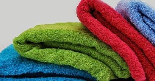 Το βρώμικο μυστικό που κρύβει μια… πετσέτα!