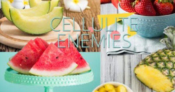Τα καλοκαιρινά φρούτα που μειώνουν την κυτταρίτιδα. Πρόσθεσέ τα στη shopping list σου!