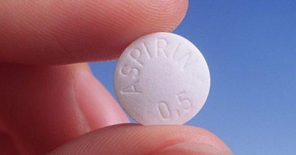Το ήξερες; Τι θα συμβεί αν ένας 50αρης παίρνει κάθε μέρα μια ασπιρίνη!