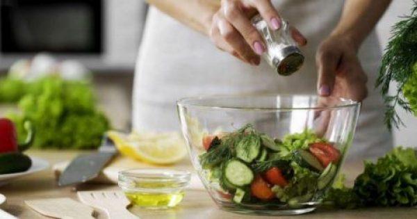 Αλάτι: Ασφαλής για την υγεία η κατανάλωση με μέτρο