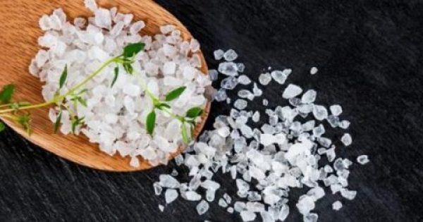 Μήπως το αλάτι είναι παρεξηγημένο; Δείτε ποια οφέλη έχει για την υγεία σας