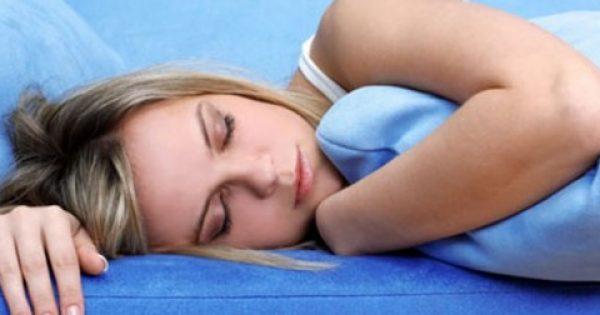 """Έξι """"νυχτερινές"""" συνήθειες για βαθύ και ξεκούραστο ύπνο"""