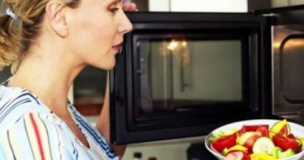 Προσοχή: Ποιες τροφές δεν Πρέπει να φάτε ξαναζεσταμένες. Τι Κίνδυνος Κρύβεται