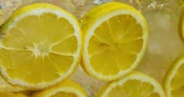 Το ήξερες; Γιατί ΠΡΕΠΕΙ να μπαίνουν τα λεμόνια στην κατάψυξη;