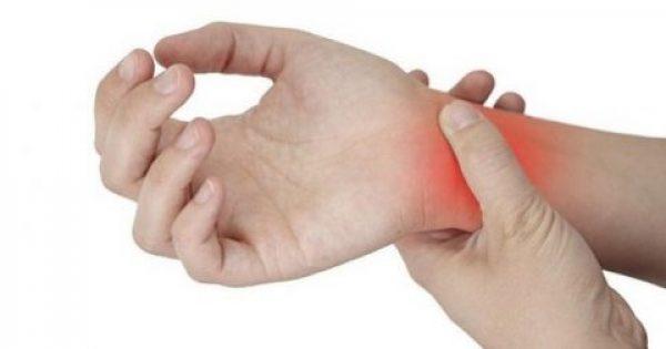 Τενοντίτιδα, όταν ο πόνος στο χέρι επιμένει