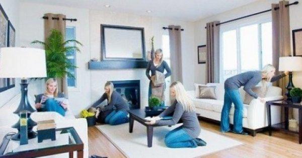 Οι συμβουλές της μαμάς για πεντακάθαρο σπίτι στο λεπτό