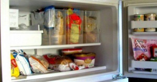ΠΡΟΣΟΧΗ: Αν βάζετε αυτά τα 5 τρόφιμα στην κατάψυξη σταματήστε ΤΩΡΑ!