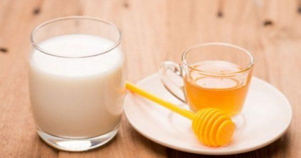 Τι θα συμβεί αν πίνετε 1 φλιτζάνι γάλα με μέλι κάθε μέρα;