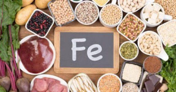 Σίδηρος: 12 τροφές για να καλύψετε τις ανάγκες του οργανισμού σας